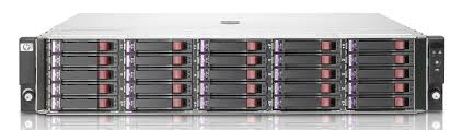 ذخیره ساز HPE Storage D2700 Disk Enclosures